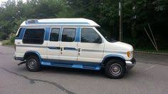 Sell Used Coachmen Ford XLT High Top Conversion Van Turbo Diesel Camper In Newark New Jersey United States