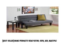 best seller home products kebo futon sofa bed multiple colors