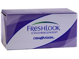 Prescription Halloween Contacts Overnight Shipping by Freshlook Colorblends Contact Lenses Lensdirect
