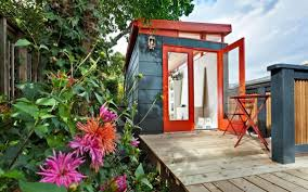Tuff Shed Inc Linkedin by Backyard Outbuildings Aren U0027t Intended Just For Storing Rakes And
