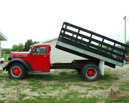 100 7 Ton Truck 1948 Diamond T 2 With Hoist