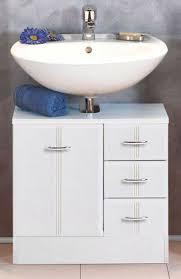 pharao24 bad unterschrank weiß badezimmerschränke günstig