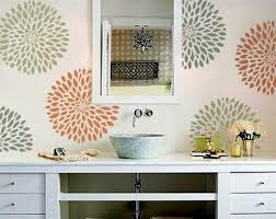 Finest Wall Stencil Ideas Have Of Late N Design Stencils For Walls Classic