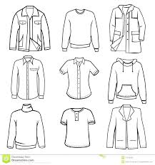 Clothing Coloring Page Free Pages Of Worksheet Weather Sheets Winter Clothes