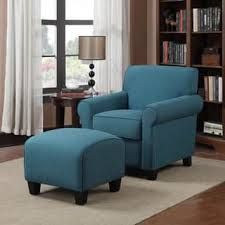 Teal Living Room Chair by Chair U0026 Ottoman Sets Living Room Chairs Shop The Best Deals For
