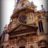 église étienne du mont church in