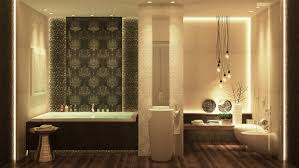 luxurious bathroom designs with stunning decor details looks