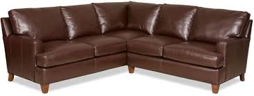 Bradington Young Leather Sectional Sofa by Sectionals Shannon U0027s House