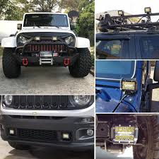 Triple Row LED Pods OSRAM Work Light Bar Driving Fog Spot Flood ... Led Light For Trucks And Bulbs 103 Beautiful Decoration Also Car Sucool 2pcs One Pack 4 Inch Square 48w Work Off Road Led Lights Ebay 2014 Terrain Ford Raptor Rigid Build Northridge Nation News Bar 108w 18inch 12v Ip67 Offroad Driving Small Mods To Add The Truck F150 Forum Community Of 2x 18w Flush Mount Flood Round Fog Lamp 2008 F250 Xlt 4x4 Cml So Cal Carter Truck 2x 80w Tractor 4wd Online Buy Whosale Life Works Flood Lights From China