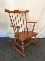 Adam's Northwest Estate Sales & Auctions - Lot # 24 - Vintage Maple ... Invention Of First Folding Rocking Chair In U S Vintage With Damaged Finish Gets A New Look Winsor Bangkokfoodietourcom Antiques Latest News Breaking Stories And Comment The Ipdent Shabby Chic Blue Painted Vinteriorco Press Back With Stained Seat Pressed Oak Chairs Wood Sewing Rocking Chair Miniature Wooden Etsy Childs Makeover Farmhouse Style Prodigal Pieces Sam Maloof Rocker Fewoodworking Lot314 An Early 19th Century Coinental Rosewood And Kingwood Advertising Art Tagged Fniture Page 2 Period Paper