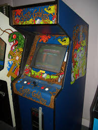Mortal Kombat Arcade Machine Uk by There Was A Ghosts And Goblins Game In A 7 11 When Uber Wife And I