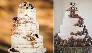 Beautiful Ideas Wood Wedding Cake Dazzling Design Inspiration 5 Trends For 2015 WeddingElation