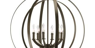 chandeliers design fabulous stylish orb chandelier lowes awesome