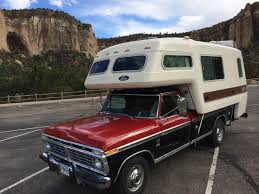 Vintage Truck Camper Shell Pickup Truck Camping Pinterest | Quotes Idea The Images Collection Of Gallery Rhhamiparacom Charming Truck Camper Camper Shell Topper Remodel Completed Youtube Leer Shell On Long Bed Colorado Diesel Forum Vwvortexcom Pickup Shells Installed For Camping Or 1964 Gmc 1966 Alaskan Pinterest Truck 7983 Yotatech Forums Ideas Tacoma Owner Turns His Dfw Corral And Modification 30 For Thirty Convert Your Into A Camping Covers Bed 15 Cheap Shells