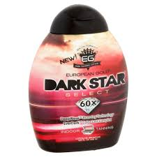 Tanning Bed Lotions With Bronzer by European Gold Dark Star Select 60x Indoor Tanning Lotion 8 5 Fl