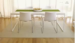Plastic Floor Mat Dining