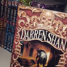 On To Book Three Of The Saga Darren Shan Tunnels Blood Time
