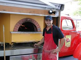 100 Brick Oven Pizza Truck New Haven Shops Concerned About Food S