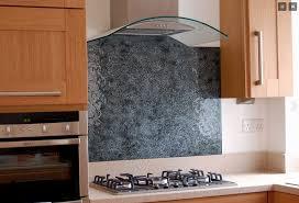 Metallic Glass Splashback 3
