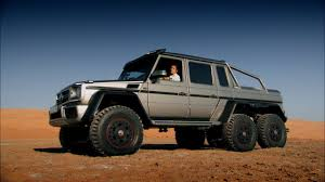 Richard Hammond Tests A 6x6 SUV In Abu Dhabi - Top Gear: Series 21 ... Correction The Mercedesbenz G 63 Amg 6x6 Is Best Stock Zombie Buy Rideons 2018 Mercedes G63 Toy Ride On Truck Rc Car Drive Review Autoweek The Declaration Of Ipdence Jurassic World Mercedesbenz Vehicle Ebay Details And Pictures 2014 Photo Image Gallery Mercedes Benz Pickup Truck Youtube Photos Sixwheeled Reportedly Sold Out Carscoops Kahn Designs Chelsea Company Is Building A Soft Top Land Monster Machine More Specs