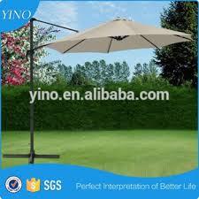 Top Quality 3M Cantilever Garden Parasol Banana Patio Umbrella Sun Shade UG1008