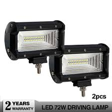 72w Led Work Light Bar 5 Inch 8000lm Flood 4wd Light Bar Truck 24v ... 75 36w Led Light Bar For Cars Truck Lights Marine High Quality 4 Led Car Emergency Beacon Hazard 50inch Straight Led Light Bar Mounting Brackets Question Jeep Cherokee Forum Inchs 18w Cree Light Bar Work Spot Lamp Offroad Boat Ute Car Double Side 108w Beacon Warning Strobe 6 Smd Work Reversing Red 15 11 Stop Turn Tail 3rd Brake Cheap Rooftop Better Than Stock Lights Toyota Fj 18 108w Cree 3w36 8600lm Off Road Atv