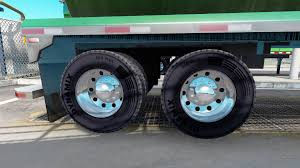 Chrome Plated Wheel Rims Of Semi-trailers For American Truck Simulator Tbr Tire Selector Find Commercial Truck Or Heavy Duty Trucking The Rist Method For Wheel And Rim Installation 1000mile Semi Tires For Dualies Diesel Power Magazine Ford F2f350dodgechevygmc Dually Custom Semi Wheels Cversion Budd 225 Steel Rims Sale Mylittsalesmancom 245 Black Alinum Roulette Style Front Wheel Buy Steel Accuride End Solutions 7 Tips To Cheap Fueloyal Mayhem Big Rig Peterbilt Intertional A Big Green Modern Rig With High Cabin Flat Light Firestone