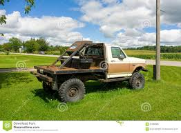 100 Cheap Old Trucks For Sale An Truck In Canada Editorial Image Image Of Rust