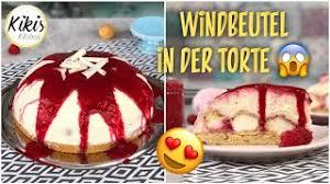 kinderleicht leckere windbeutel torte mini windbeutel mit köstlicher creme und himbeeren rezept