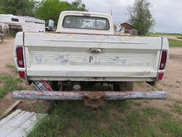 100 71 Ford Truck 19 F250 High Boy Project