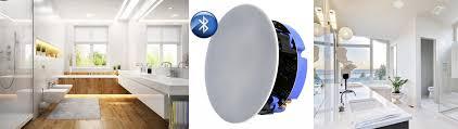 enceinte bluetooth étanche encastrable au plafond haut parleur