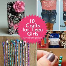 Ten Crafts For Teen Girls AbKL9c80