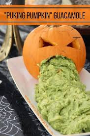 Picture Of Pumpkin Throwing Up Guacamole by The Top 10 Best Blogs On Puke