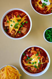 30 Minute Leftover Turkey Chili
