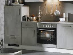 expendio küchenblock maika 280 cm mit e geräten komplett