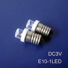 high quality dc3v e10 led indicator lights e10 l e10 3vdc led