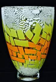 Glass Hand Blown Pumpkins by 83 Best Michael Egan Art Glass Images On Pinterest Glass Vase
