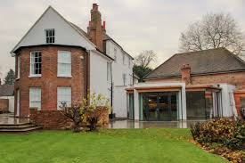 100 Glass Extention 17th Century Manor House Extension And Refurbishment By