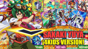 Yuma Tsukumo Deck Manga by Yu Gi Oh Sakaki Yuya Deck I Gaia Oricards Youtube