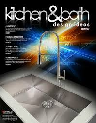 Karran Acrylic Undermount Sinks by Kitchen And Bath Design Ideas By Domain Industries Inc Issuu