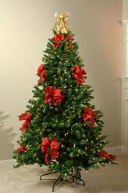 Decorating Christmas Tree With Mesh Ribbon Best Of 188 Trees By Show Me
