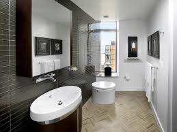 modern bathrooms hgtv