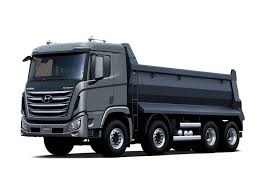 100 Hyundai Truck Trago Xcient 84 Dump 2013pr