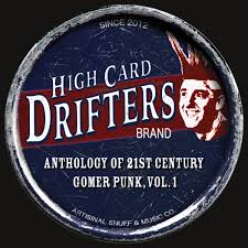 Sinkin In The Bathtub Download by Anthology Of 21st Century Gomer Punk Vol 1 High Card Drifters