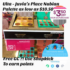 Ulta - Juvia's Place The Nubian Palette - $10.50 (Reg $20) Ulta Juvias Place The Nubian Palette 1050 Reg 20 Blush Launched And You Need Them Musings Of 30 Off Sitewide Addtl 10 With Code 25 Off Sitewide Code Empress Muaontcheap Saharan Swatches And Discount Pre Order Juvias Place Douce Masquerade Mini Eyeshadow Review New Juvia S Warrior Ii Tribe 9 Colors Eye Shadow Shimmer Matte Easy To Wear Eyeshadow Afrique Overview For Butydealsbff