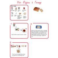cuisine enfant recette recettes illustrées pour les enfants sur tête à modeler