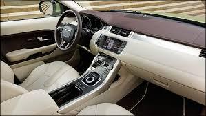 land rover evoque interieur 2012 range rover evoque coupé dynamic review auto123