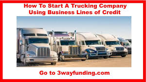 Start Truck Company 2018 Using Business Line Of Credit Truck For My ... How To Start Trucking Company Business Make Money As Owner Driving Jobs At Hub Group Local Owner Operators Truck Driver Cover Letter Example Writing Tips Resume Genius New And Used Trucks For Sale Toy Trucks Time Dicated Carriers Inc Chemical Transportation Services How To Become An Opater Of A Dumptruck Chroncom Texbased Purple Heartrecipient And Ownoperator Sean Mcendree Pain Points Fleet Visualization Dispatching Dauber App 9 The Highest Paying In 2019 You Should Know About