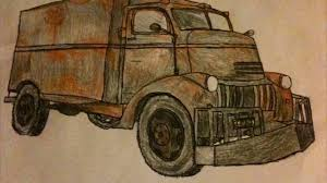 100 Truck From Jeepers Creepers LUCIFER Ol Evil SATAN Fuck Yo Stupid