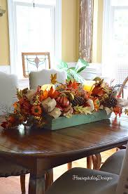 Autumn Memories In The Dining Room With Balsam Hill